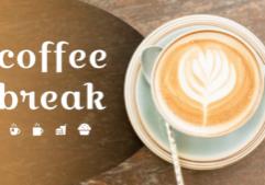 PowerPoint Coffe Break Slide